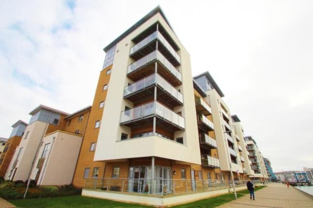 Thumbnail Flat for sale in Mizzen Court, Portishead, Portishead, Somerset