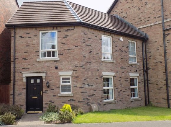 Thumbnail Town house to rent in 41 Lady Wallace Road, Thaxton, Lisburn