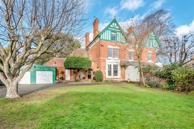 Thumbnail Semi-detached house for sale in The Avenue, Taunton