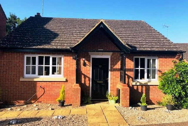 Thumbnail Detached bungalow for sale in Old Forge Drive, West Haddon, Northampton