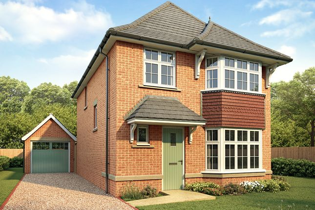 "4 bedroom detached house for sale in ""Stratford"" at Waterlode, Nantwich"