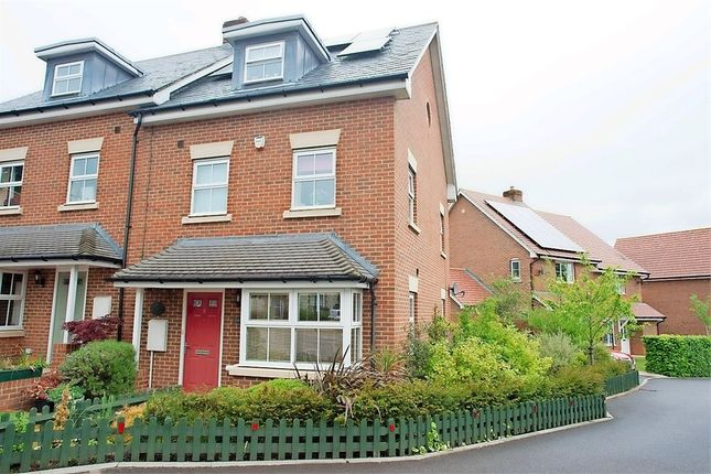 Thumbnail Semi-detached house for sale in Goldring Avenue, Hellingly, Hailsham, East Sussex