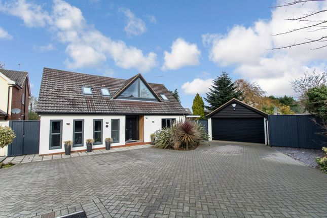 Thumbnail Detached house for sale in Ashbrook Rise, Hartshill, Nuneaton
