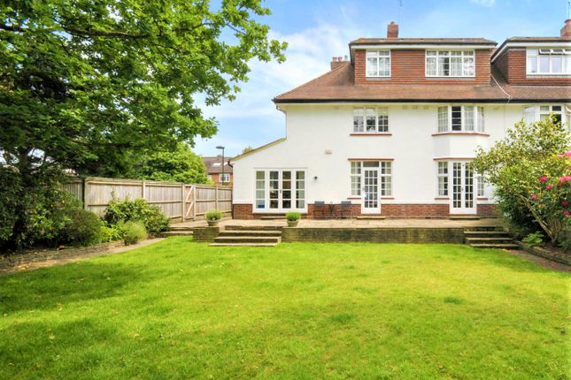 Thumbnail Detached house to rent in Sheen Lane, East Sheen, London
