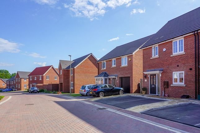 Thumbnail End terrace house for sale in Meadow Drive, Malton