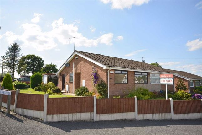 Thumbnail Semi-detached bungalow for sale in Highfield Way, Ripley