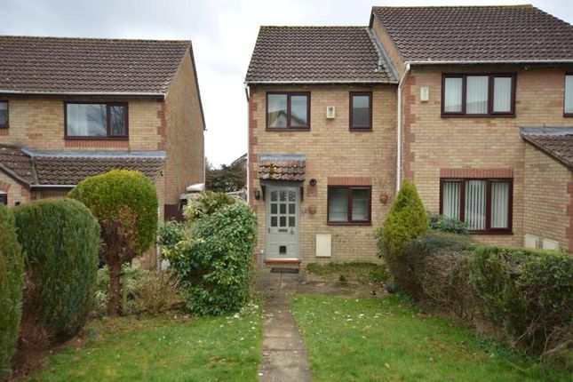 Thumbnail Semi-detached house to rent in Russet Way, Peasedown St. John, Bath