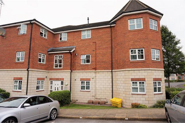 Thumbnail Flat for sale in Sandbach Drive, Northwich