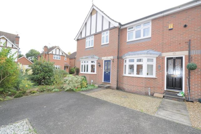 Thumbnail Terraced house to rent in Carlton Rise, Beverley