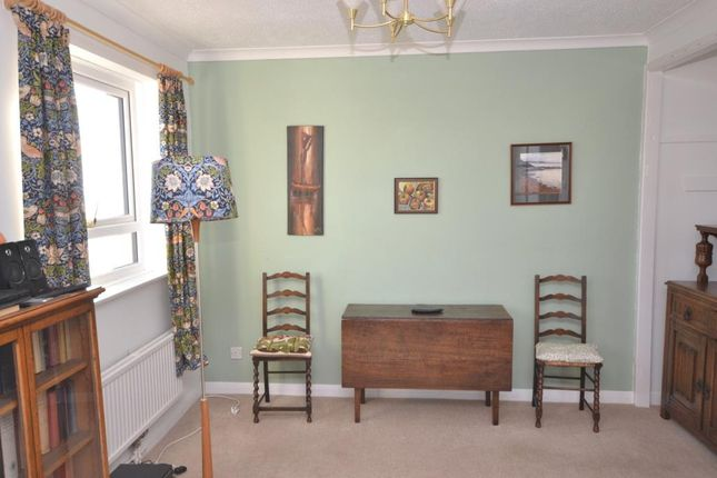 Dining Area of The Rolle, 2 Fore Street, Budleigh Salterton, Devon EX9
