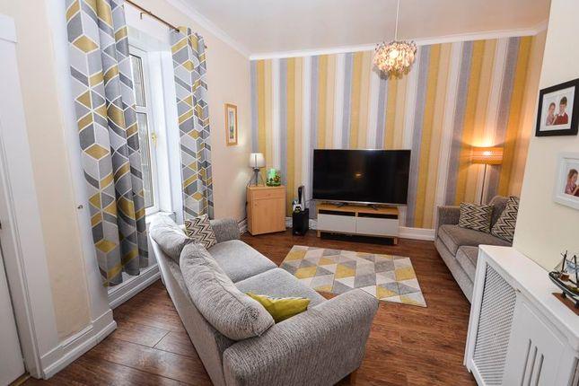 Thumbnail Maisonette for sale in Parkburn Road, Kilsyth, Glasgow