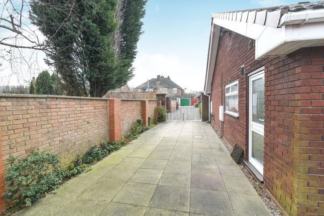 Side Enterance of Fairfield Drive, Halesowen, West Midlands, United Kingdom B62