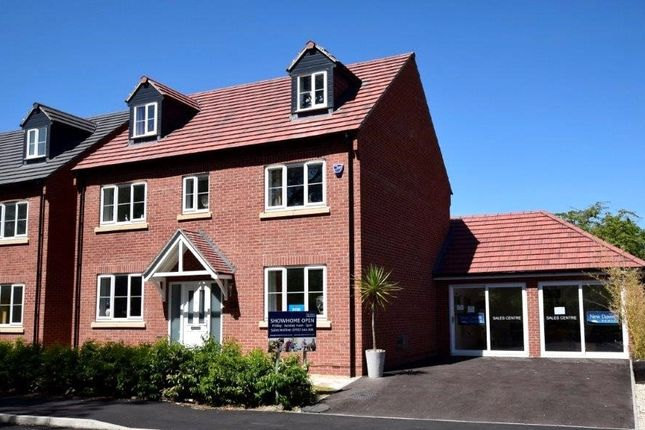 Thumbnail Detached house for sale in 1 New Dawn View, Stroud Road, Gloucester