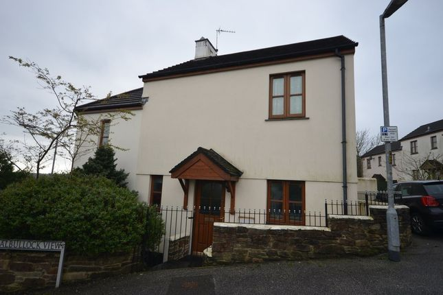 Thumbnail End terrace house for sale in Halbullock View, Gloweth, Truro
