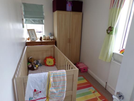 Bedroom Three of Farnborough Road, Clifton, Nottingham, Nottinghamshire NG11
