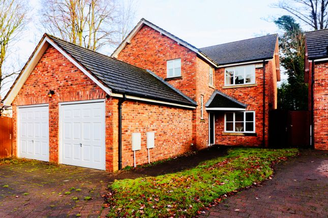 Thumbnail Detached house for sale in Toad Pond Close, Swinton, Manchester