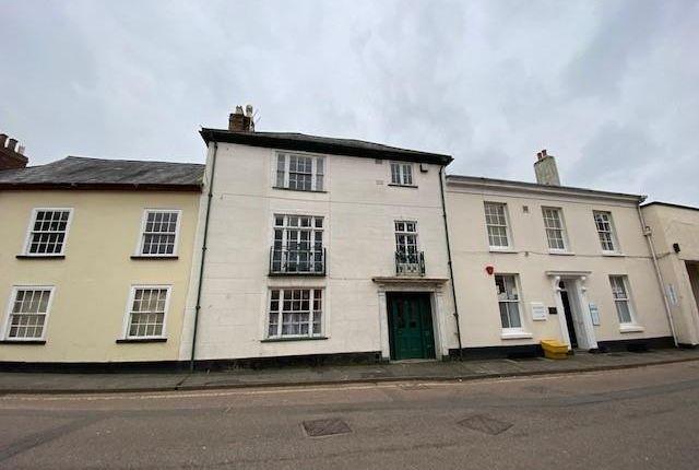 Thumbnail Flat to rent in St. Peter Street, Tiverton, Devon