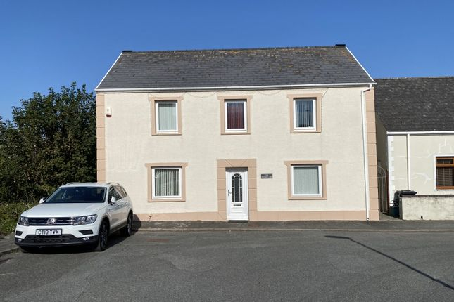 Thumbnail Detached house for sale in Wellington Lodge, Chapel Street, Hakin, Milford Haven