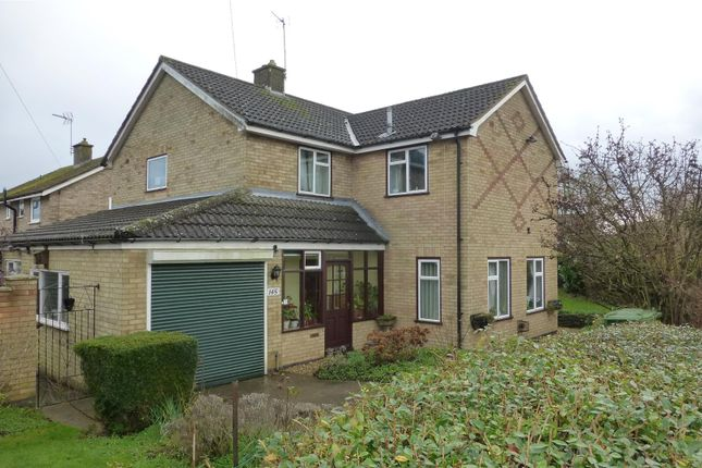 Thumbnail Detached house to rent in Cold Overton Road, Oakham