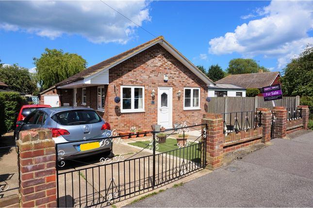 2 bed detached bungalow for sale in Warden View Gardens, Leysdown-On-Sea