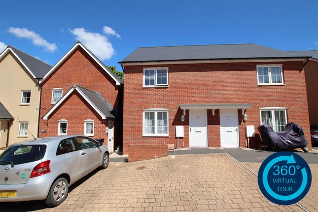 3 bed semi-detached house for sale in Old Park Avenue, Pinhoe, Exeter EX1