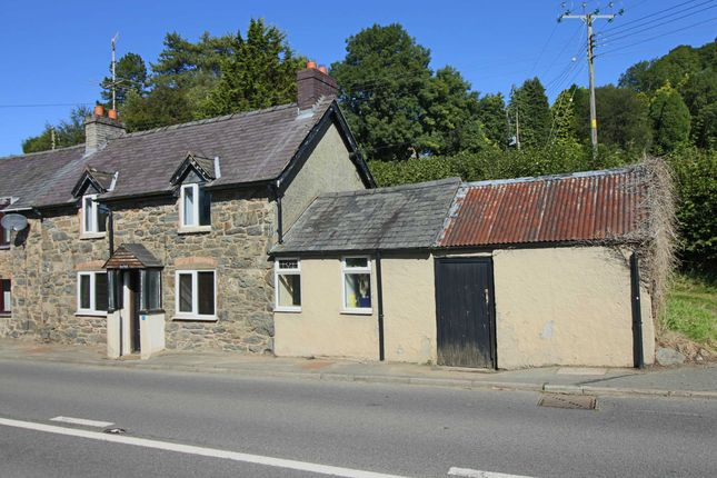 Thumbnail Semi-detached house for sale in Foel, Welshpool, Powys