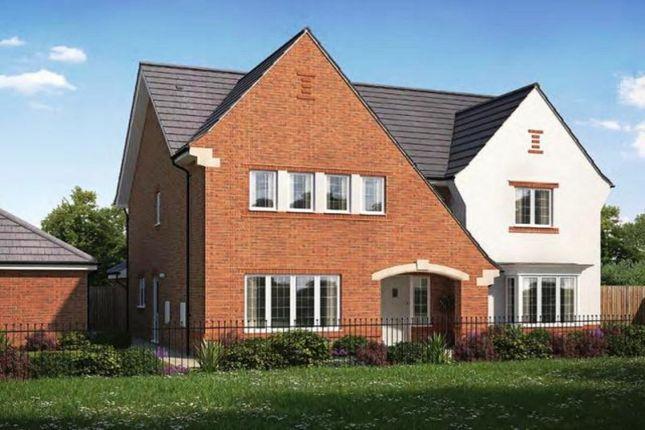 Thumbnail Detached house for sale in - Whitechapel - Preston Road, Grimsargh, Preston