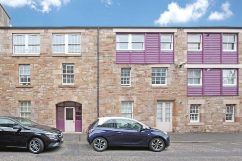 Thumbnail Flat to rent in Croft Street, Dalkeith, Midlothian