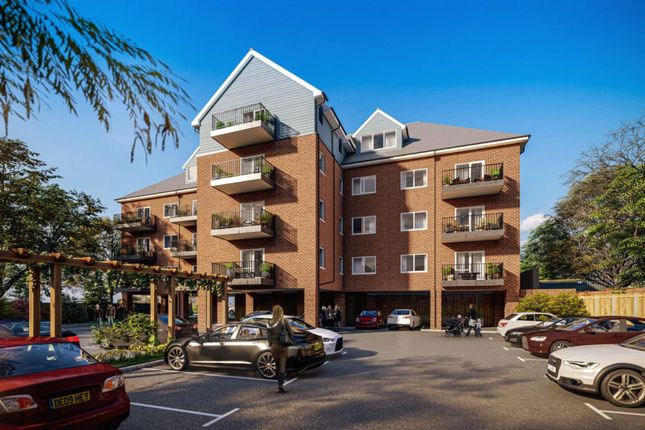 Thumbnail Flat for sale in Mill Hall, Aylesford