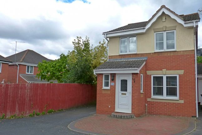 Thumbnail Detached house to rent in Butlers Hill Lane, Redditch