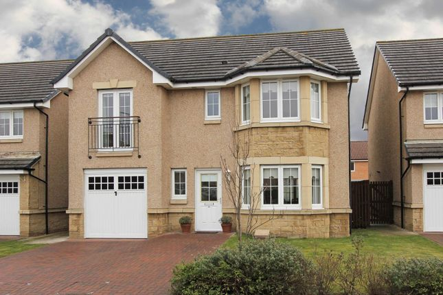 Thumbnail Detached house for sale in Sir Thomas Elder Way, Kirkcaldy