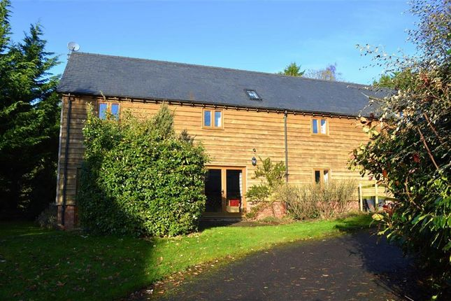 Thumbnail Barn conversion to rent in Old Stable Cottage, Highgate, Newtown, Powys