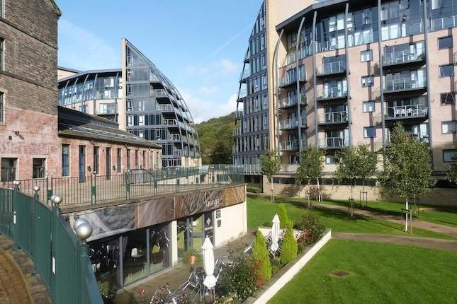 Thumbnail Flat to rent in Victoria Mills Salts Mill Road, Saltaire Shipley