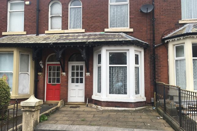 Thumbnail Terraced house to rent in 70 Granville Road, Blackburn