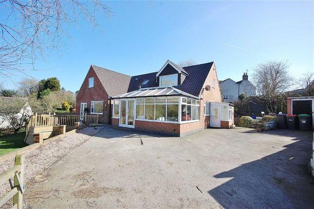 Thumbnail Detached house for sale in Nottingham Road, Selston, Nottinghamshire