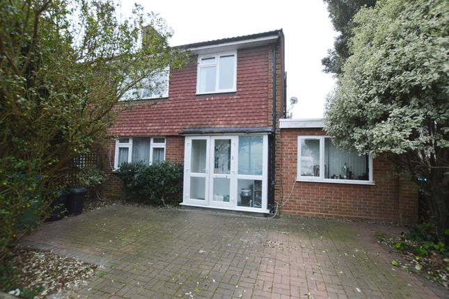 Semi-detached house for sale in Gilpin Crescent, Whitton, Twickenham