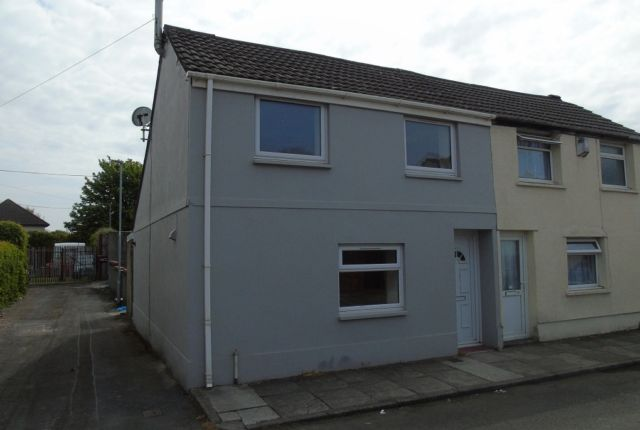 Thumbnail Semi-detached house to rent in Stanley Street, Llanelli