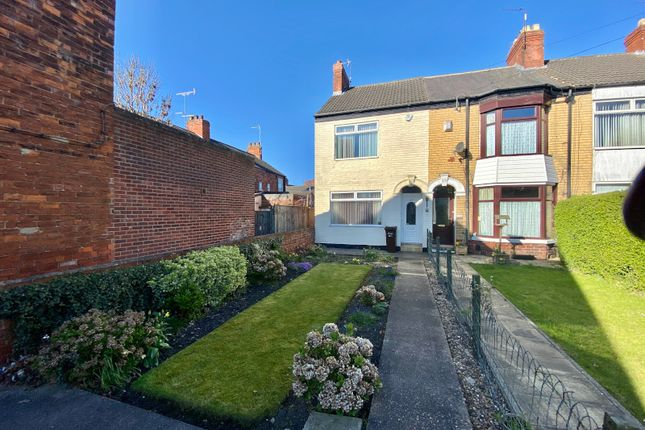 Thumbnail End terrace house for sale in 465 Beverley Road, Hull