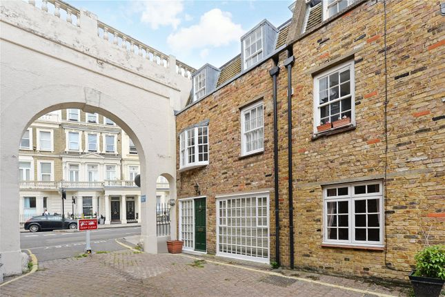 Thumbnail Mews house for sale in Comeragh Mews, London