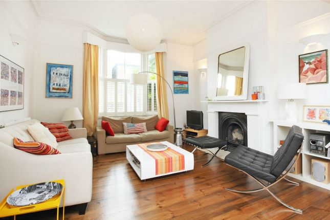 Thumbnail End terrace house to rent in Shakespeare Road, London
