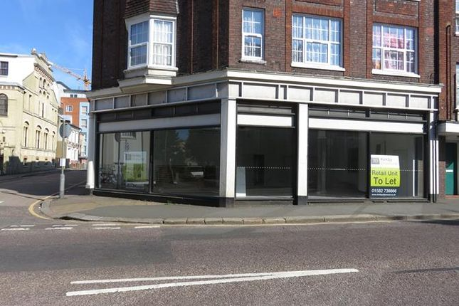 Thumbnail Retail premises to let in Ground Floor Triumph Court, Union Street, Luton