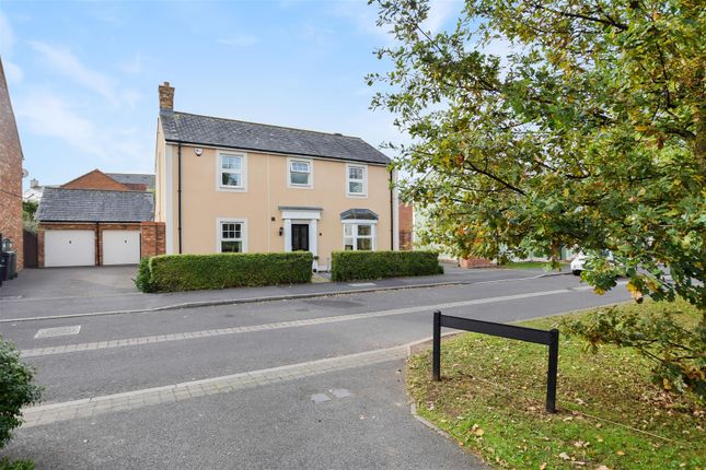 Thumbnail Detached house for sale in Stonechat Green, Portishead, Bristol