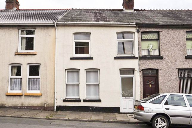Thumbnail Terraced house for sale in Cerdinen Terrace, Cwmbach, Aberdare