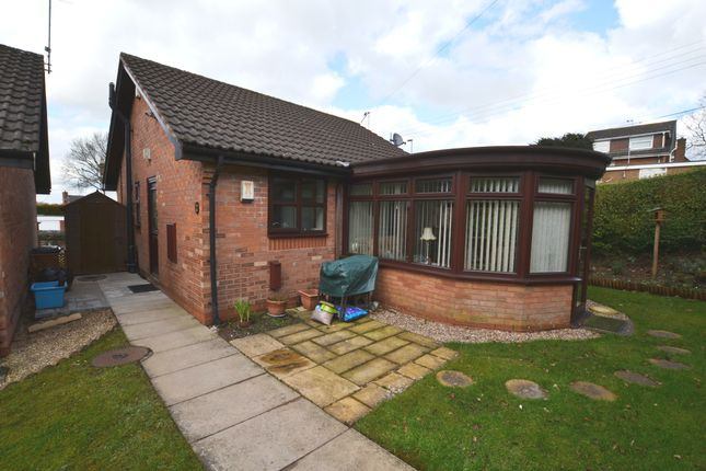 Thumbnail Detached bungalow to rent in Pine Court, Loggerheads, Market Drayton