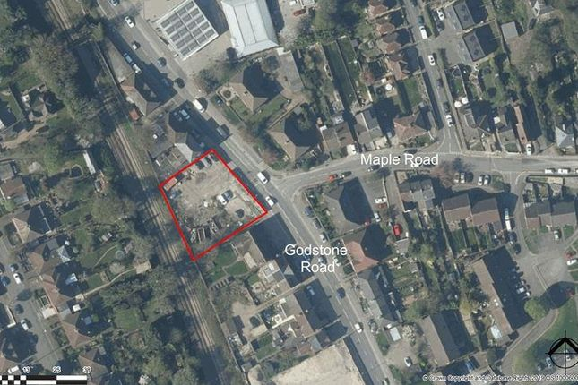 Thumbnail Land to let in 70-74 Godstone Road, Whyteleafe, Surrey