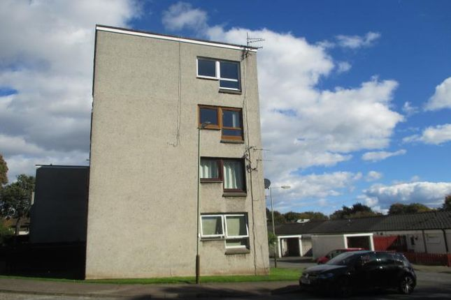 Exterior of Southampton Place, Dundee DD4