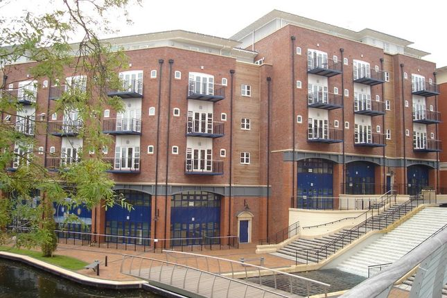 Thumbnail Flat to rent in Waterside, Dickens Heath, Shirley, Solihull