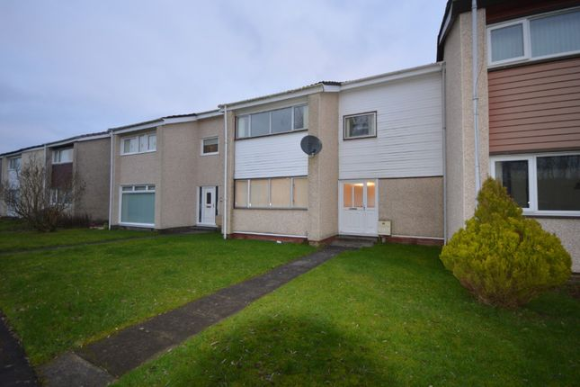 Thumbnail Terraced house to rent in Colonsay, East Kilbride, South Lanarkshire