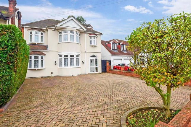 Thumbnail Detached house for sale in Parkway, Ilford, Essex