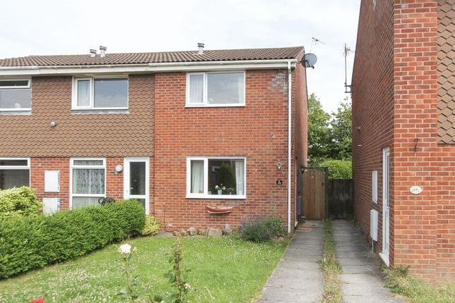 Thumbnail Terraced house to rent in Butterfield Park, Clevedon